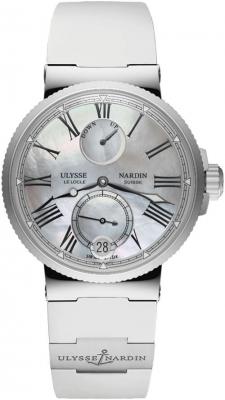 Ulysse Nardin Marine Lady Chronometer 1183-160-3/40