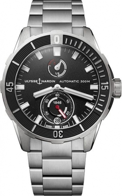 Ulysse Nardin Diver Chronometer 44mm 1183-170-7m/92