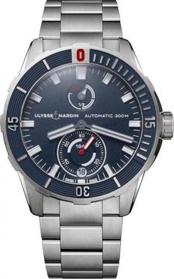 Ulysse Nardin Diver Chronometer 44mm 1183-170-7m/93