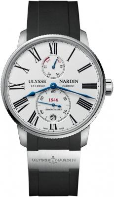 Ulysse Nardin Marine Chronometer Torpilleur 42mm 1183-310-3/40