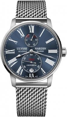 Ulysse Nardin Marine Chronometer Torpilleur 42mm 1183-310-7MIL/43