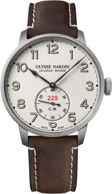 Ulysse Nardin Marine Chronometer Torpilleur 44mm 1183-320LE/60