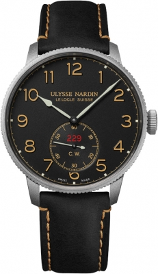 Ulysse Nardin Marine Chronometer Torpilleur 44mm 1183-320LE/62