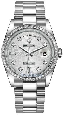 118346 Silver Jubilee Diamond President
