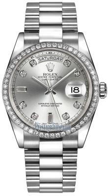 118346 Silver Diamond President
