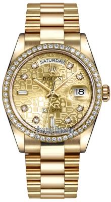 118348 Champagne Jubilee Diamond President