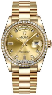 118348 Champagne Diamond President