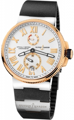 Ulysse Nardin Marine Chronometer Manufacture 45mm 1185-122-3t/41