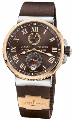 Ulysse Nardin Marine Chronometer Manufacture 43mm 1185-126-3/45