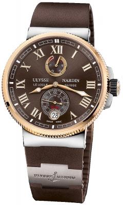 Ulysse Nardin Marine Chronometer Manufacture 43mm 1185-126-3t/45
