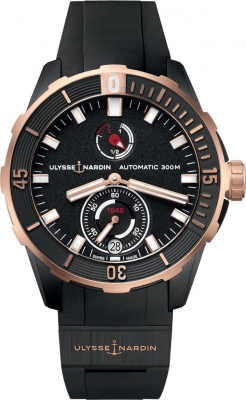 Ulysse Nardin Diver Chronometer 44mm 1185-170-3/Black