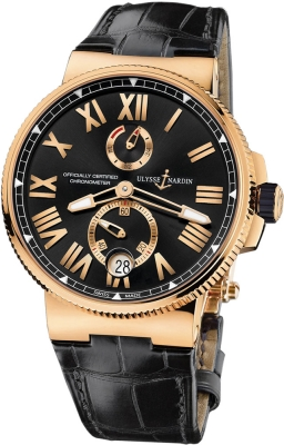 Ulysse Nardin Marine Chronometer Manufacture 45mm 1186-122/42