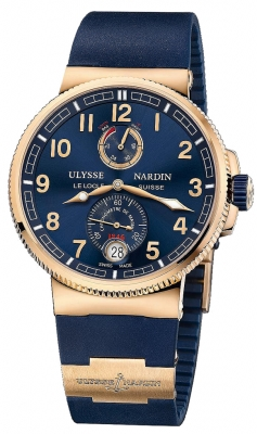 Ulysse Nardin Marine Chronometer Manufacture 43mm 1186-126-3/63