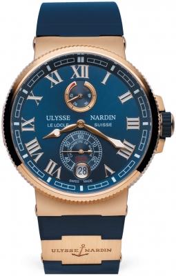 Ulysse Nardin Marine Chronometer Manufacture 43mm 1186-126-3/43