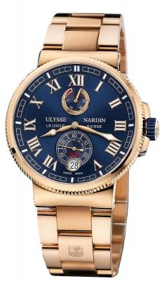 Ulysse Nardin Marine Chronometer Manufacture 43mm 1186-126-8m/43