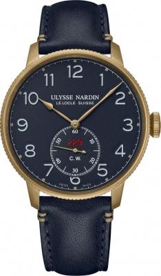 Ulysse Nardin Marine Chronometer Torpilleur 44mm 1187-320LE/63