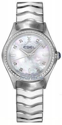 Ebel Ebel Wave Quartz 30mm 1216194