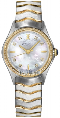 Ebel Ebel Wave Quartz 30mm 1216198