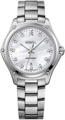 Ebel Discovery Quartz 33mm 1216394