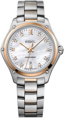 Ebel Discovery Quartz 33mm 1216397