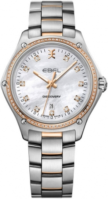 Ebel Discovery Quartz 33mm 1216398