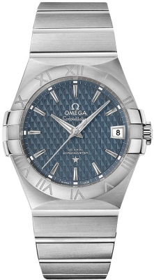 Omega Constellation Co-Axial Automatic 35mm 123.10.35.20.03.002