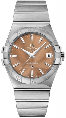 Omega Constellation Co-Axial Automatic 35mm 123.10.35.20.10.001