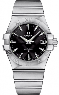 Omega Constellation Quartz 35mm 123.10.35.60.01.001
