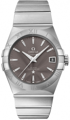 Omega Constellation Co-Axial Automatic 38mm 123.10.38.21.06.001