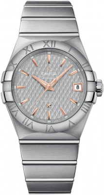 Omega Constellation Co-Axial Automatic 38mm 123.10.38.21.06.002