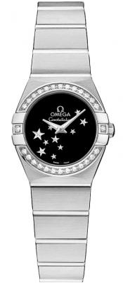 Omega Constellation Star 24mm 123.15.24.60.01.001