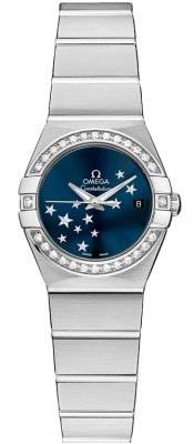 Omega Constellation Star 24mm 123.15.24.60.03.001