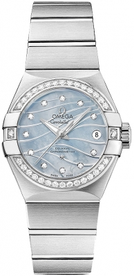Omega Constellation Co-Axial Automatic 27mm 123.15.27.20.57.001