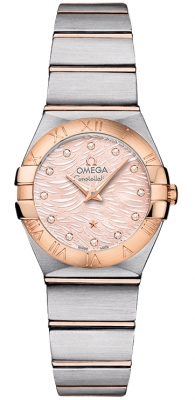 Omega Constellation Brushed 24mm 123.20.24.60.57.003