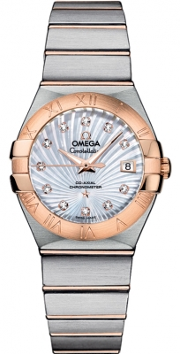 Omega Constellation Co-Axial Automatic 27mm 123.20.27.20.55.001