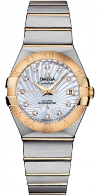 Omega Constellation Co-Axial Automatic 27mm 123.20.27.20.55.002