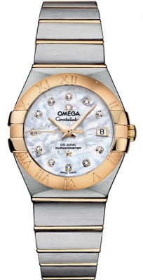 Omega Constellation Co-Axial Automatic 27mm 123.20.27.20.55.003