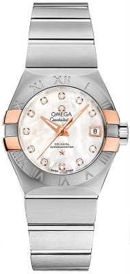 Omega Constellation Co-Axial Automatic 27mm 123.20.27.20.55.004
