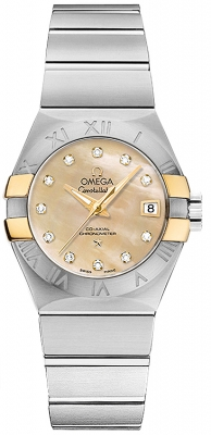 Omega Constellation Co-Axial Automatic 27mm 123.20.27.20.57.003