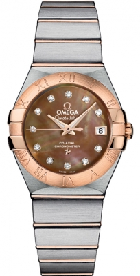Omega Constellation Co-Axial Automatic 27mm 123.20.27.20.57.001