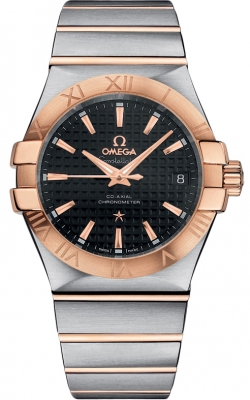 Omega Constellation Co-Axial Automatic 35mm 123.20.35.20.01.001