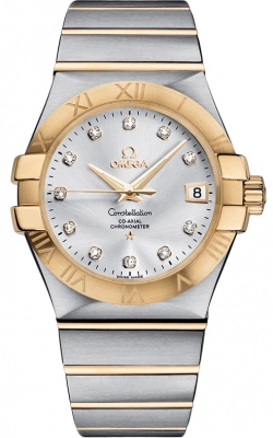 Omega Constellation Co-Axial Automatic 35mm 123.20.35.20.52.002