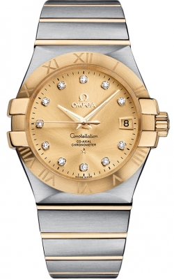 Omega Constellation Co-Axial Automatic 35mm 123.20.35.20.58.001