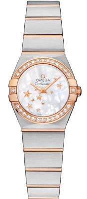 Omega Constellation Star 24mm 123.25.24.60.05.002