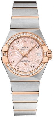 Omega Constellation Co-Axial Automatic 27mm 123.25.27.20.57.004