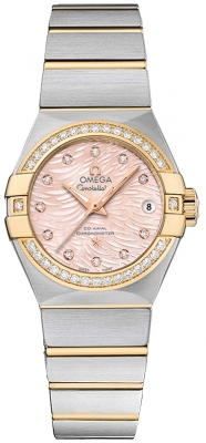 Omega Constellation Co-Axial Automatic 27mm 123.25.27.20.57.005