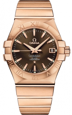 Omega Constellation Co-Axial Automatic 35mm 123.50.35.20.13.001