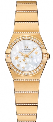 Omega Constellation Star 24mm 123.55.24.60.05.002