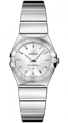 Omega Constellation Polished 24mm 123.10.24.60.02.002