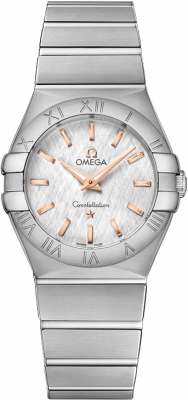 Omega Constellation Brushed 27mm 123.10.27.60.02.004
